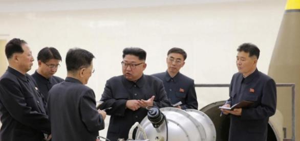 Essai nucléaire : la Corée du Nord annonce avoir testé une bombe H ... - leparisien.fr