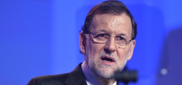 Il presidente spagnolo Mariano Rajoy