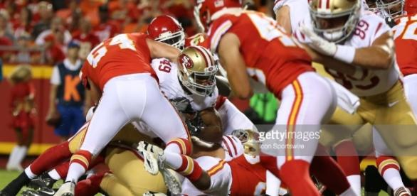 NFL: AUG 11 Preseason - 49ers at Chiefs Pictures | Getty Images - gettyimages.com