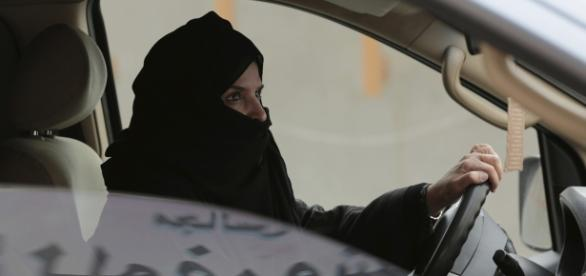 women will finally be allowed to drive Photo - mintpressnews.com