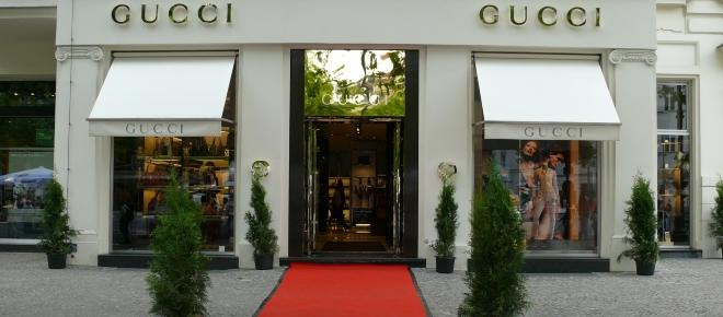 Gucci grows up, finally takes a stand against cruelty to animals
