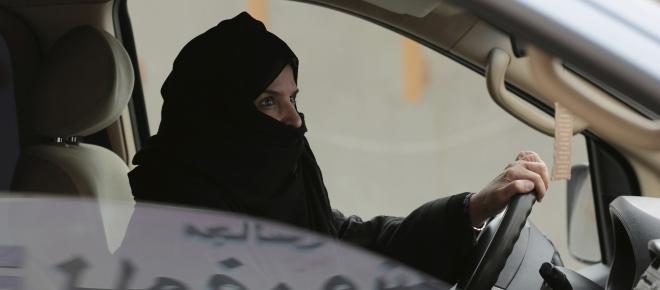 Saudi Arabia letting women drive is hardly progressive