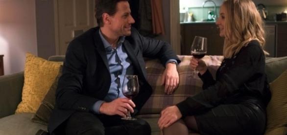 """Ioan Gruffudd (I Fantastici 4) e Joanne Froggatt (Downton Abbey) nella serie TV """"Liar"""""""