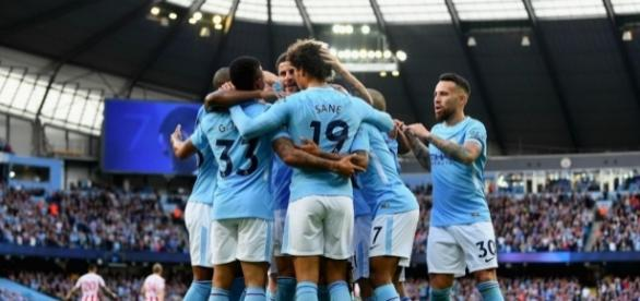 Manchester City have been in ruthless form this season - Twitter