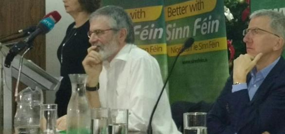 POLITICS in the TRENCHES - Adams speech not a hint, more an ... - eamonnmallie.com
