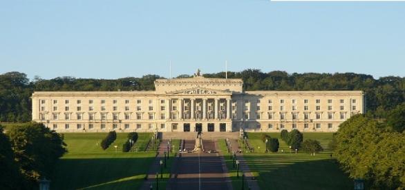 Three IRA terrorists are stalking the Stormont corridors (Robert Young via Flikr).