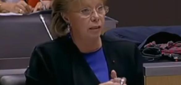 Viviane Reding, commissaire européenne luxembourgeoise à la justice, aux droits fondamentaux et à la citoyenneté
