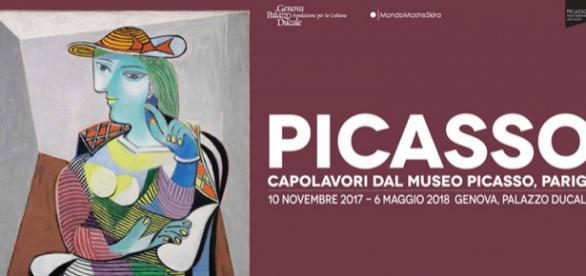 Mostra 'Capolavori del Museo Picasso' a Palazzo Ducale