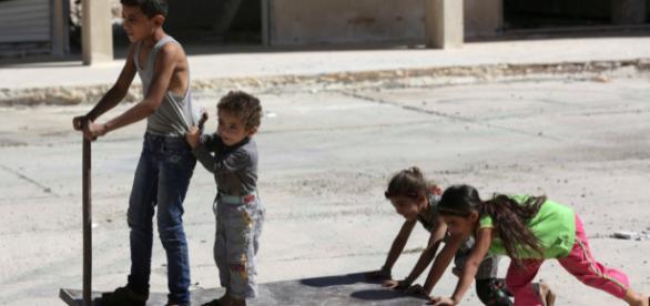 En Siria vuelve la esperanza de la mano de las escuelas