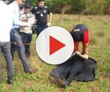 Caso Kelly Cadamuro: Polícia faz reconstituição do crime de jovem e acusado é indiciado também por esturpro