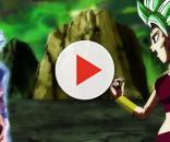Goku ultra instinto contra kefura