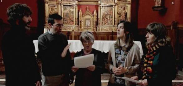 Festival de Málaga: Converso, cuando pasarte al catolicismo te ... - elconfidencial.com