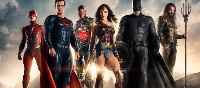 Justice League : Les justiciers enfin sur grand écran