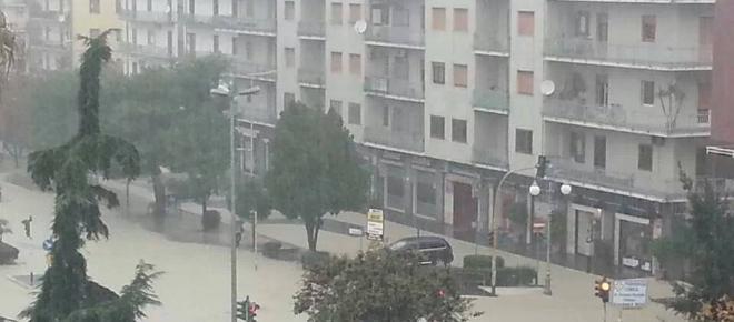 Allerta meteo: l'uragano Attila in azione sulle regioni di Calabria e Sicilia