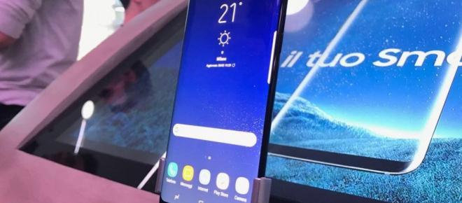 Galaxy S8, state alla larga da questo messaggio: è una truffa
