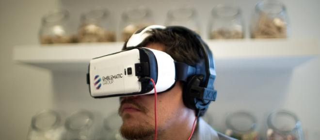 Virtual Reality effective new form of therapy in psychology for treating phobias