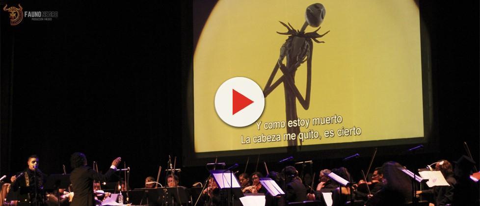 Arts Orquesta le dio vida a El extraño mundo de Jack