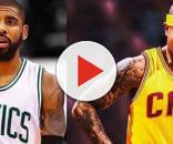 LeBron compares Thomas and Irving to each other.