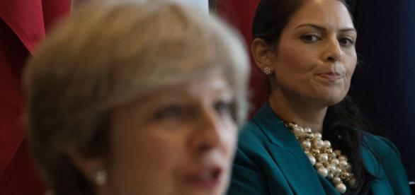 Theresa May facing more questions over Priti Patel Israel meetings - sky.com