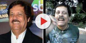 Ex-ator do SBT, Carlinhos Aguiar