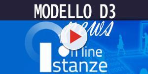 Modello D3 su Istanze Online: informazioni utili sulle graduatorie