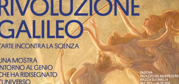 RIVOLUZIONE GALILEO. L'arte incontra la scienza   Tutte le info utili