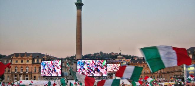 The sad fall of Italian Football