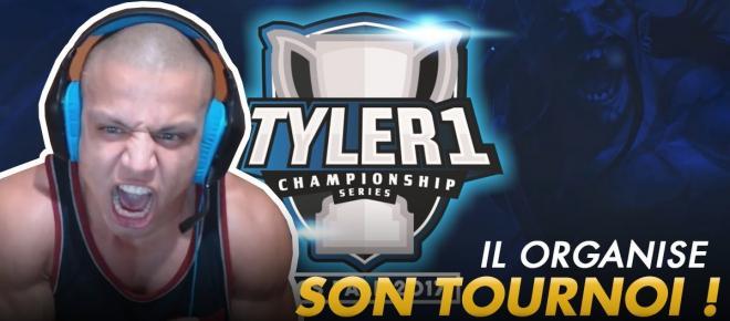 League of Legends : Tyler1 annonce son propre tournoi.