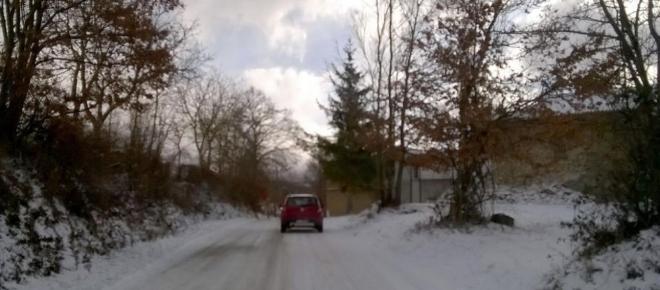 L'Italia nella morsa del gelo: freddo, neve e forti piogge