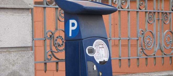 L'esproprio proletario dei parcheggiatori abusivi