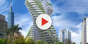 El espectacular rascacielos que se retuerce y lucha por el medio ... - elintransigente.com
