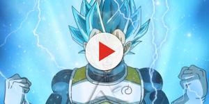 Vegeta alcanzará el SS Blue nivel 2