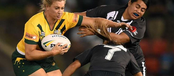 The Expansion of Women's Rugby League