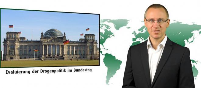Cannabis: Hanfverband übergibt Petition im Bundestag