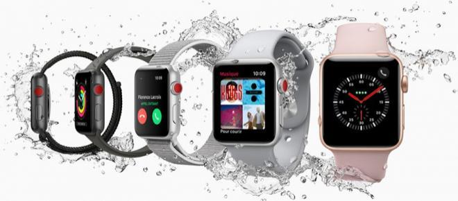 Insolite : Sauvé des requins par son Apple Watch !