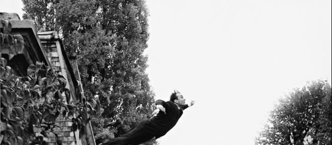 Yves Klein en el Museo de Arte Contemporáneo
