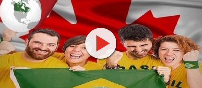 Canadá quer brasileiros solidários