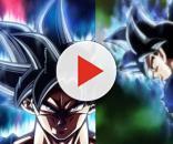 Goku usa el Ultra instinto por segunda vez