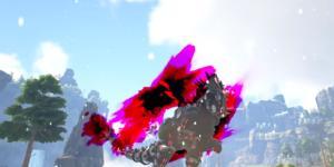 A screenshot from 'ARK' [Image via KingDaddyDMAC/Youtube screencap]