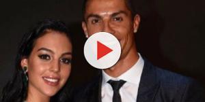 Cristiano Ronaldo com sua namorada, Georgina