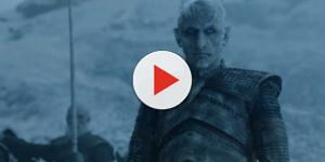 "The Night King and his army of White Walkers invade The North in ""Game of Thrones"" season 8. [Image Credit:Talking Thrones/YouTube]"