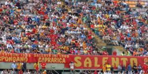Pochi spettatori per Lecce-Reggina?