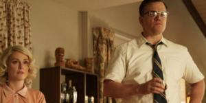 """Built with the promise of prosperity..."" Suburbicon - fullact.com"