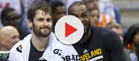 LeBron and Love to be traded? - (Image via YouTube/NBA)