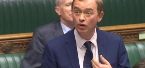 Tim Farron will launch desperate bid for second EU referendum ... - thesun.co.uk