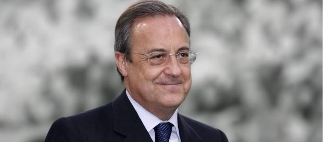 Un club italiano confirma que Florentino ha preguntado por su delantero