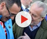 Calciomercato Napoli De Laurentiis Inglese Grimaldo - today.it