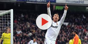 but de ronaldo du bras en l'air | Cristiano Ronaldo - Real Madrid ... - ronaldo-football.net