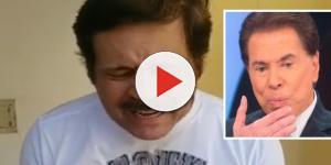 Desesperado, Carlinhos grava vídeo e pede socorro: 'Ajuda, Silvio'