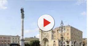 Ecco piazza Sant'Oronzo a Lecce.